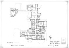 Holmby Hills Residence   Second Floor    Mansions & More - Luxury Homes of The 1%: September 2012