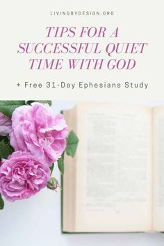 It's essential that we set aside a specific time each day to spend in Bible study and strategic prayer. For us to live for God's glory and walk in righteousness, we must be firmly rooted in the rich soil of His Truth. We need to stay connected to God; We do this by spending time with Him. Here are three benefits of making quiet time with God a priority in your life six ideas to help you spend time with the Lord faithfully and consistently. Spiritual Gifts, Spiritual Growth, For All The Saints, Inductive Bible Study, Who Created You, Jesus Girl, Bible Study Tools, Faith Bible, Self Motivation