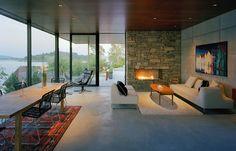casa cielo azul, mojave desert, california. by o2 architecture.