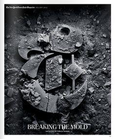 T — The New York Times Style Magazine (New York, NY, USA)...Pretty stunning!