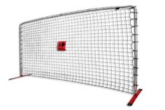 Kwik Goal Rebounder O. aluminum tubes Powder-coated white Bungee net fasteners includes Black, HTPP Net, Steel ground shoes and moveable target 50 lbs per goal Real Soccer, Soccer Pro, Soccer Boys, Soccer Drills, Soccer Cleats, Portable Soccer Goals, Soccer Trainer, Soccer Equipment