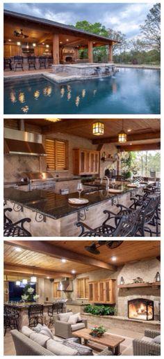 Amazing Mississippi Pool House