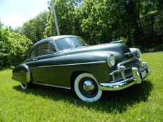 1950 Chevrolet Styleline DeLuxe Coupe. | 49-52 Chevys ...