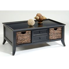 Key West Coffee Table - The Key West Coffee Table is a beautiful addition to…
