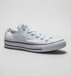 Converse Chuck Taylor All Star Ox Leather 136823c White Casual Shoes Medium Men Whites 6