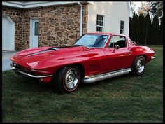1967 Chevrolet Corvette Coupe 427/390 HP, 4-Speed  #MecumINDY