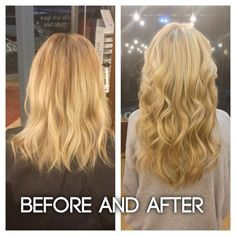 Find out what extension look most natural and are the least damaging! Good Hair Day, Love Hair, Great Hair, Hair Extensions Before And After, Virgin Remy Hair, The Beauty Department, Clip In Extensions, Hair Affair, Hair Dos
