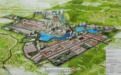 Đại gia điếu cày bất ngờ giành được dự án Thanh Hà- Cienco5 Land