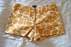 Giraffe Print Shorts - $37.00 #FlipPinWin