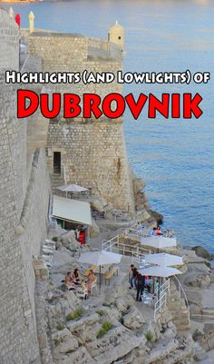 Dubrovnik, otherwise known as 'the Pearl of the Adriatic' is at the top of every traveller's Croatia wish list. In this post I cover what we like about Dubrovnik as well as a few aspects we like less. I'll tell you what to see and do, how much time to allocate to your visit, and how to best spend your money.