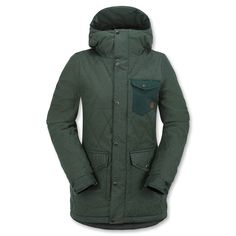 Volcom Bridge Insulated Jacket - Womens | Volcom for sale at US Outdoor Store