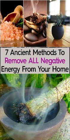 Exercise Inspiration: 7 Proven Ancient Methods To Remove ALL Negative En...