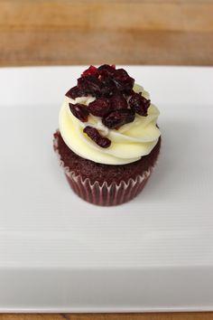 We're seeing red…velvet cupcakes by Pastry Chef Federico Fernandez! #fstaste