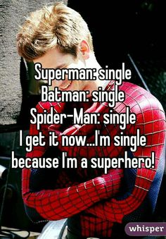 Yay, I'm a superhero!