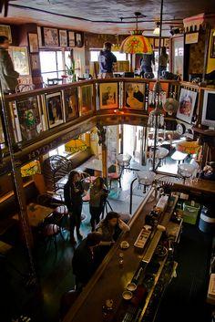 Vesuvio Cafe north beach SF
