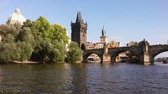 egyik kedvenc városom, Prága