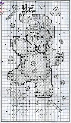 Happy Snowman • 2/2 chart