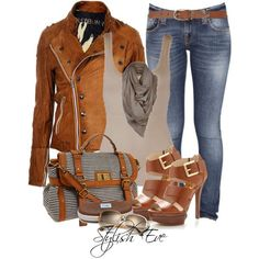 9f3249bbd9 Outfits 2013  Walk into Fall with Fabulous Earthy Tones