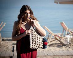 Chanel Boy Bag, Shoulder Bag, Crochet, Boys, Fashion, Atelier, Baby Boys, Moda, Fashion Styles