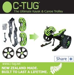 7 Parts makes up one C-TUG! Facebook Competition, Find Us On Facebook