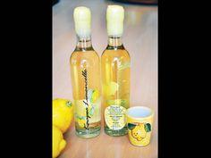 Lemon Liqueur, Limoncello, Lava Lamp, Vodka