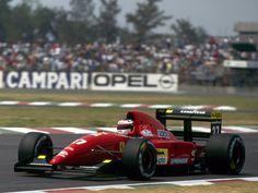 1992 Jean Alesi - Ferrari F92A