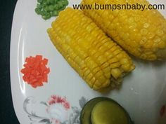 sweet corn soup recipe for babies