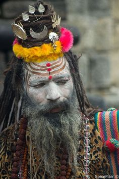 The Sadhu – The Holy Men and Women of India