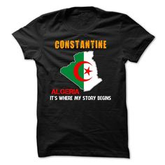 CONSTANTINE - ITS ᐂ WHERE MY STORY BEGINS Perfect for you ! Not available in stores! - Designed, Shipped, and Printed in the Not China. - Guaranteed safe and secure checkout via: Paypal VISA MASTERCARD - Choose your style(s) and colour(s), then Click BUY NOW to pick your size and !  P/s: If you dont absolutely love our design, just SEARCH your NAME or favorite one by using search bar on the header  CONSTANTINE