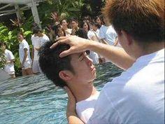 Rev. Lee Stoneking - Water And Spirit Baptism