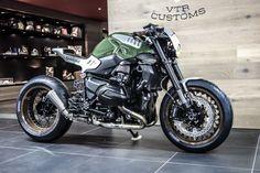 Goodwood 12 - VTR Customs R1200R Cafe Racer                                                                                                                                                     Mehr