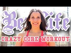 Skinny Mom CRAZY CORE Workout - #blissedin - BEXLIFE
