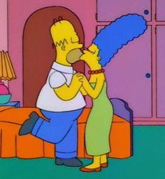 Marge, tu eres la única que encuentra un grano de azúcar en el salero que soy.