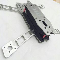 Aluminium composite frame