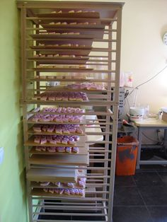 Cannabis Drying Rack Fascinating Seed Drying Racks Like The Ones We Built In Ecuador  Seed Saving Decorating Inspiration