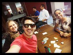 Almoçando com os melhores!!! by lunapolyana http://ift.tt/1NJQD3C