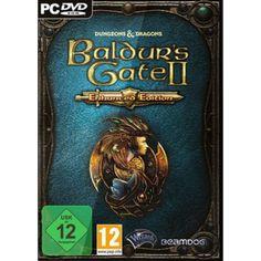 Baldur's Gate II  Enhanced Edition PC in Rollenspiele RPG FSK 12, Spiele und Games in Online Shop http://Spiel.Zone
