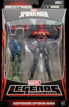 Marvel Legends Ultimate Green Goblin Series Superior Spider-Man