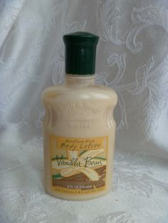 Bath & Body Works Vanilla Bean Body Lotion