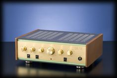 Leben  integrated amplifier CS600