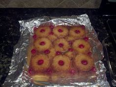Delicious Pineapple Upside Down Cake