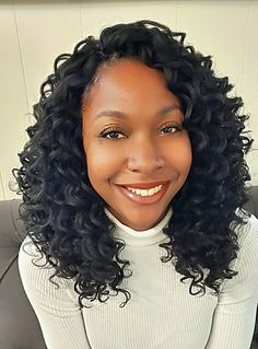 Crochet Braids by Twana is a hair styling service in Fredericksburg, Virginia. Crochet Braids are hair extensions added to a cornrow base with a latch hook. Curly Crotchet Hairstyles, Sew In Hairstyles, Twist Braid Hairstyles, Human Hair Crochet Braids, Human Braiding Hair, Human Hair Wigs, Freetress Crochet Hair, Chrochet Braids, Curly Crochet Styles