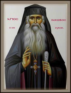 Sf. Iacov din Evvia New Saints, Ascended Masters, Son Of God, Orthodox Icons, Christian Art, Holy Spirit, Jesus Christ, Greek Icons, Disney Characters
