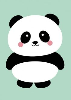 Image result for panda hipster clipart
