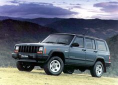 jeep cherokee 90s model. I've always wanted one of these and I ...
