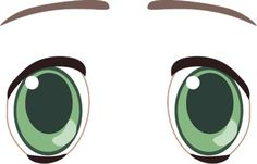 Big collection of eyes from all over the world and in a great variety of vector styles, from usual/normal ones to the cartoon styled or even manga eyes. Ey