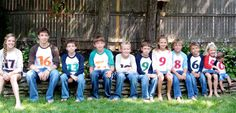Items similar to SUPERSIZED CREATE your OWN personalized raglan baseball t shirt. choose letter or number. on Etsy Family Reunion Photos, Family Pictures, Cousin Photo, Picture Poses, Picture Ideas, Baseball Clothes, Baseball Shirts, Sibling Shirts, Family Picture Outfits