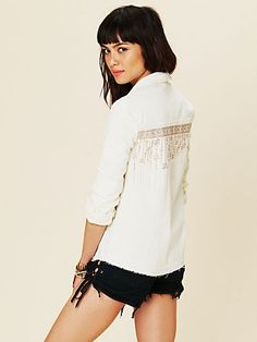 Embroidered Denim Shirt  http://www.freepeople.com/whats-new/embroidered-denim-shirt/