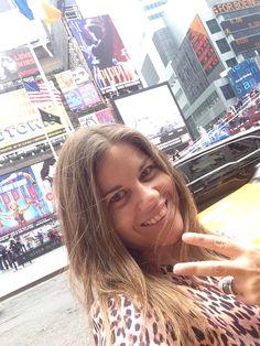 Dir.Inibep en New York Ana Laura Morales
