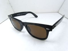 2011 fashion Ray Ban RB2140 WAYFRER POLARIZED Sunglasses In Tort